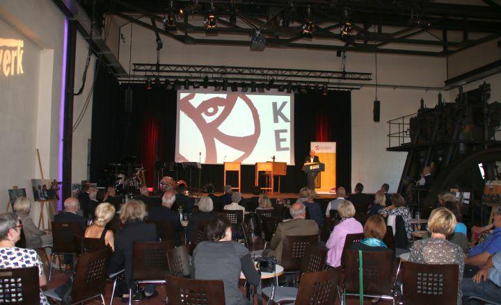 10 Jahre Kunstverein - Kunst statt Krempel - Festkommers